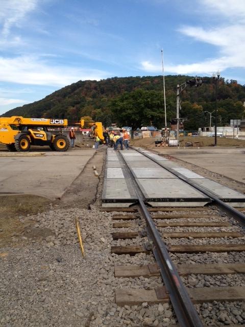 Rt 54 Railroad Project