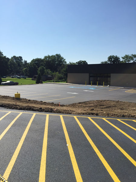 Dollar General Paving Project