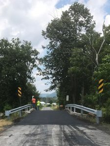 Barefoot Road Bridge